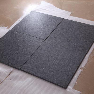 Black Limestone Honed