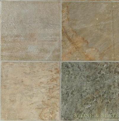 Oyster Quartzite Flooring Stone Slate Tiles