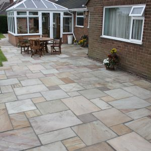 Fossil Mint classic Indian Sandstone