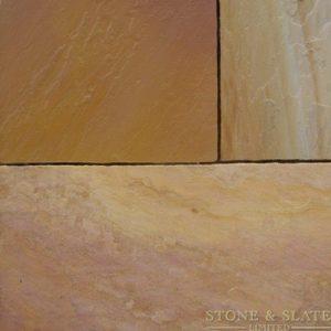 Golden Leaf Multi Sandstone