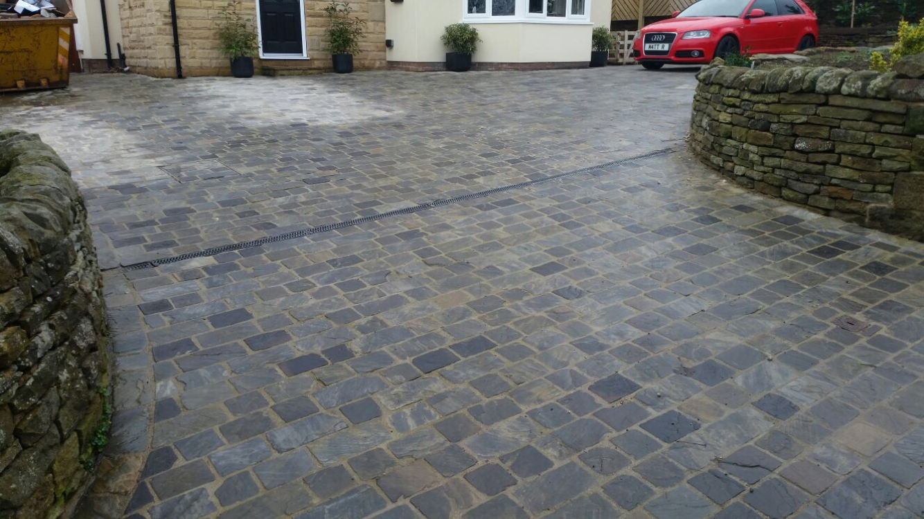 Cobbles And Setts Stone Amp Slate Tiles