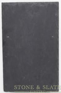 R61 Blue black natural slate roof tile