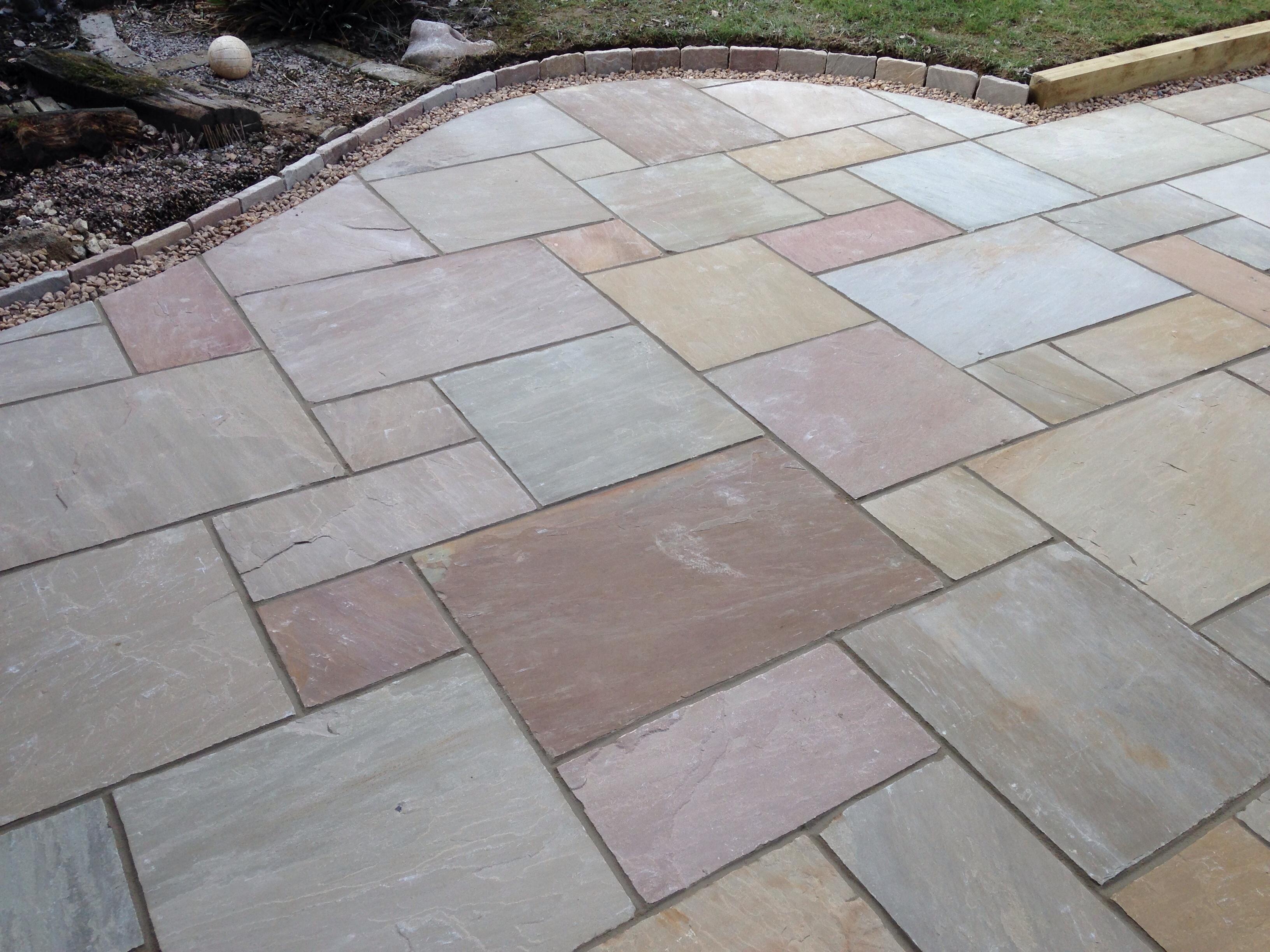 Autumn Brown Sandstone Stone Amp Slate Tiles