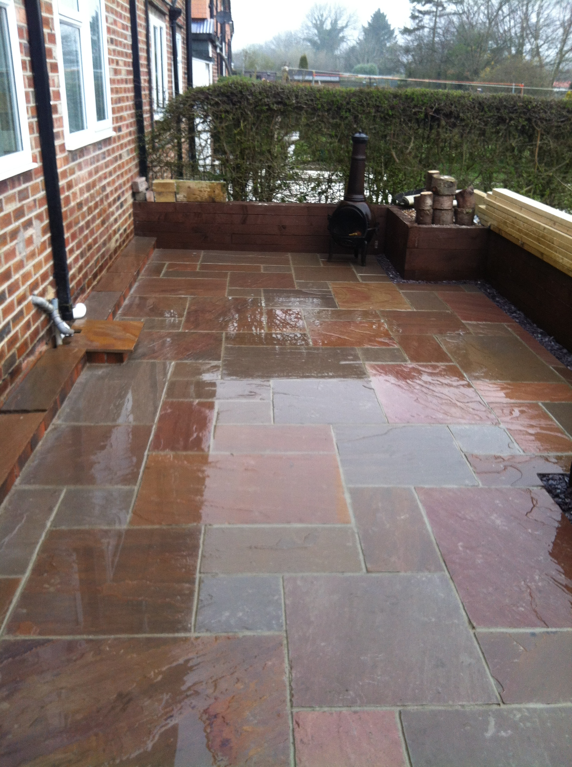 Autumn Brown Sandstone Stone Amp Slate Tiles