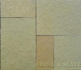 Forest Green Limestone