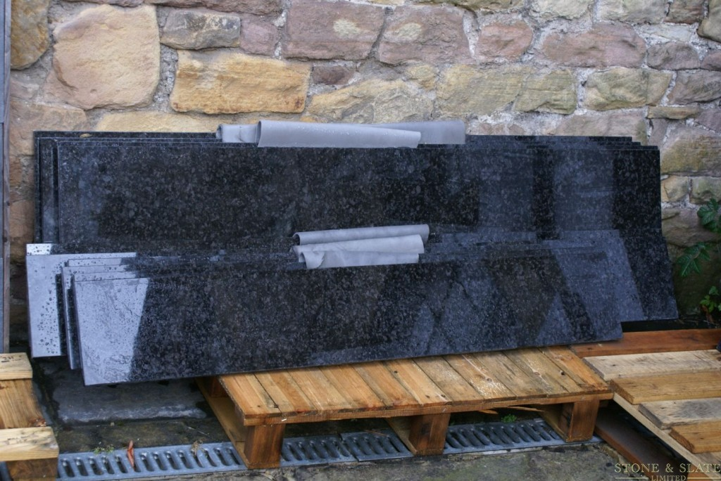Delux Granite Perfect For Adding A Touch Of Class To Any