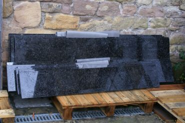 Delux Granite perfect for adding a touch of class to any window.