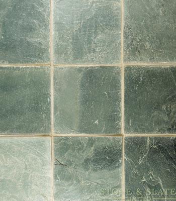 Green Stone Amp Slate Tiles