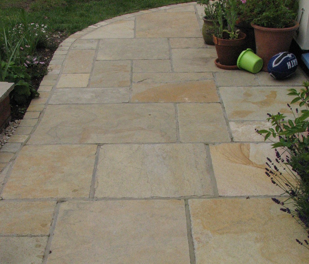 Forest Green Indian Limestone Stone Amp Slate Tiles